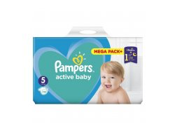 Pampers Active Baby-Dry velikost 5 (Junior)…
