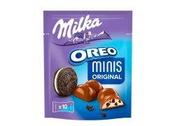 Milka Oreo Minis tyčinky v mléčné čokoládě…