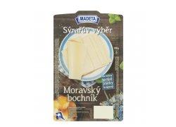 Madeta Moravský bochník 45% plátky 100 g