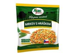 Agro Jesenice Mrkev s hráškem 350 g