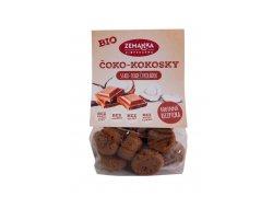 Biopekárna Zemanka BIO čoko-kokosky s kakaem…