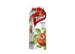 Toma 100% džus Jablko 1 l