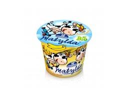BIO Matylda jogurt s tvarohem banán 90 g