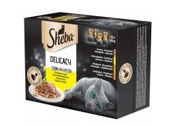 Sheba Select Slices in Gravy mixovaný výběr…