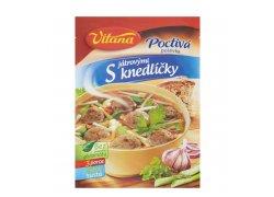 Vitana Poctivá polévka s játrovými knedlíčky…
