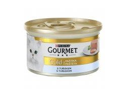 Gourmet Gold paštika s tuňákem 85 g