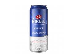 Birell Světlý nealkoholické pivo 0,5 l