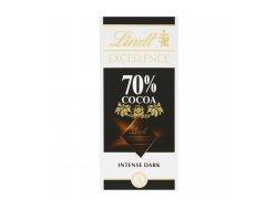 Lindt Excellence Hořká 70% 100 g