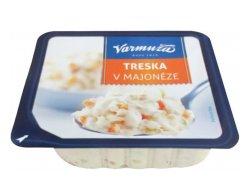 Varmuža Treska v majonéze 150 g