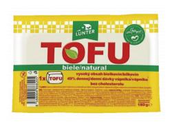 Lunter Tofu naturální 180 g