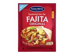 Santa Maria Fajita original medium kořenící…