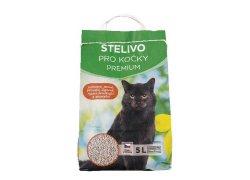 Globus Stelivo pro kočky premium 5l