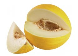 Meloun cukrový žlutý