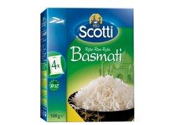 Riso Scotti Style Basmati rýže ve varných sáčcích 4x125 g