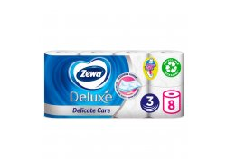 Zewa Deluxe Delicate Care toaletní papír 8ks