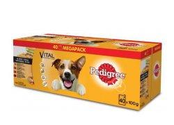 Pedigree Vital kapsičky pro psy 40 x 100 g