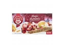 Teekanne Magic Moments, World of Fruits 20x2,5 g
