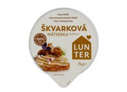 Lunter Škvarková pomazánka 75 g