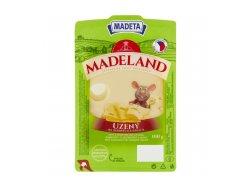 Madeta Madeland uzený 44% plátky 100 g