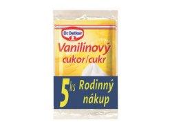 Dr. Oetker Vanilínový cukr 5x20 g