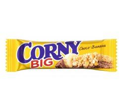 Corny Big Cereální tyčinka banánová v mléčné…