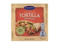 Santa Maria Tex Mex Tortilla original wrap…