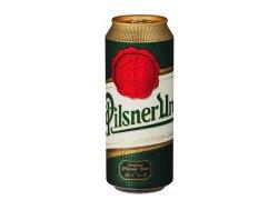 Pilsner Urquell Pivo ležák světlý plech 0,5 l