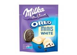 Milka Oreo Minis White tyčinky v bílé…