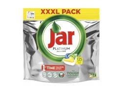 Jar Platinum Regular Kapsle do myčky nádobí 125 ks
