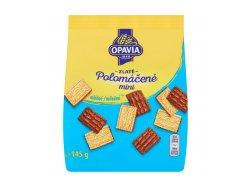Opavia Zlaté Polomáčené Mini sušenky mléčné…