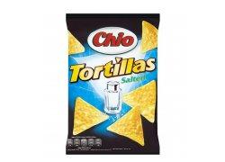 Chio Tortillas Kukuřičný snack solený 125 g