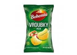 Bohemia Vroubkované s příchutí pizza 130 g