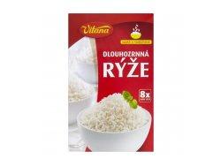 Vitana Rýže dlouhozrnná 8 x 100 g