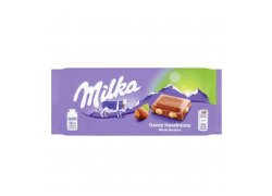 KJ MILKA WHOLE  100G