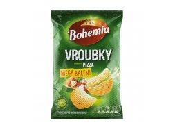 Bohemia Vroubky s příchutí pizza 210g