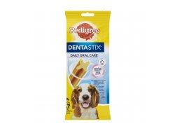 Pedigree DenstaStix Medium 10-25kg 7 tyčinek…