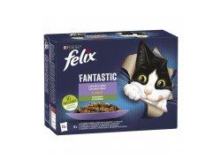 FELIX Fantastic Multipack 12x85g