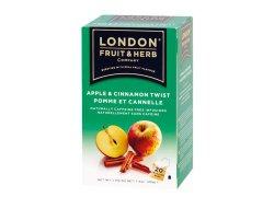 London Fruit&Herb Čaj jablko se skořicí 40g