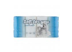 Globus Soft for You toaletní papír 3vrstvý…