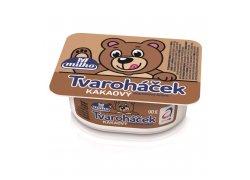 Milko Tvaroháček tvarohový krém kakaový 90 g