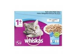 Whiskas Rybí výběr v želé 12x100 g