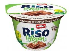 Müller Riso Vegan s vanilkovou příchutí 160g