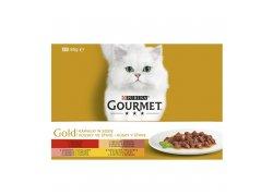 Gourmet Gold multipack kousky ve šťávě 12x85…