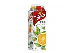 Toma 100% džus Pomeranč 1 l