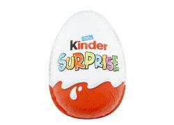 Kinder Surprise Sladké vajíčko s mléčnou…