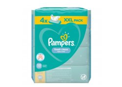 Pampers Fresh Clean Dětské čisticí ubrousky…