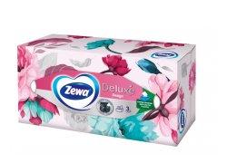 Zewa Deluxe Design box papírové kapesníčky…