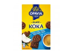 Opavia Zlaté Koka sušenky s kokosem a kakaem 180g