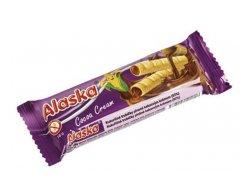 Alaska Kakao kukuřičné trubičky 18 g