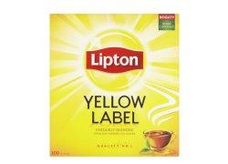 Lipton Yellow Label černý aromatizovaný čaj…